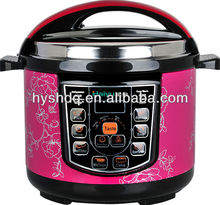 Brand New Design Hot Sale Electric Pressure Rice Cooker HY-508DP