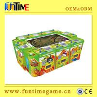 IGS original dragon king fish game machine / fish catcher arcade game machine with bill acceptor
