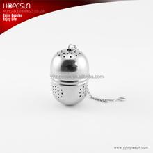 HS-TI033 egg shape S/S tea infuser