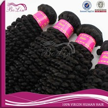 africas best hair products 100% Natural Raw 6a grade virgin Indian hair kinky curly wholesale virgin indian hair
