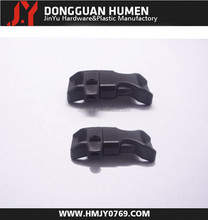 Jinyu wholesale colored plastic side release buckle/quick release buckle