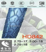 Motorcycle Tire 2.75-17, 2.75-18, 3.00-18