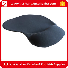 High quality silicone gaming mouse pad with wrist rest
