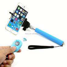 Selfie Stick Selfie Handheld Stick Wireless Monopod Selfie Stick With Remote,self-portrait colorful camera handheld monopod