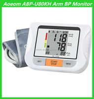 Medical equipment arm type bp monitor high blood pressure medication