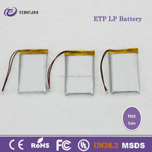 Li-polymer 3.7v 1800mah rechargeable lithium polymer battery for portable pc
