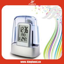 Fashionale hot selling electronic calendar clock