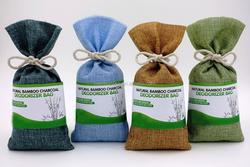 Household Bamboo Charcoal Odor Eliminator Refriderator Air Freshener for Home