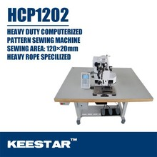 Keestar HCP1202 programmable extra heavy duty sewing machine for safety harness
