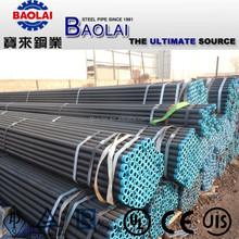 API 5L ASTM A53 GR.B SCHEDULE 40 STEEL PIPE