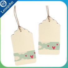 Hang tag DIY kraft paper tag Favor Gift Tags Wedding Party Favour Supply Gift Cards