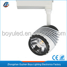 gallery led track lighting circular rail light led 35watt