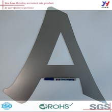 SGS,custom metal stamping letter/cutting machine metal letter/metal letter as your samples,drawings,ISO OEM ODM