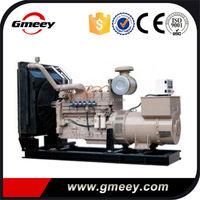 Gmeey 500kw natural gas generator price generator fuel consumption