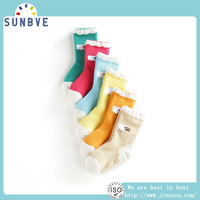 Lovely Animals Pattern Young Boys Socks,Elastic Socks for baby Wholesale