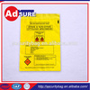 Brand new plastic bag medical bag with adhesive tape medical grade plastic bags with low price