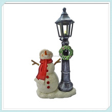 2015 hotsale new design polyresin christmas decoration