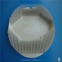 China/Dongguan aluminum extrusion heat sink custom