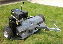 Self Powered Tow Behind ATV 1150mm Flail Mower