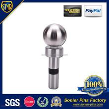 matt silver bottle stopper,made of zinc alloy