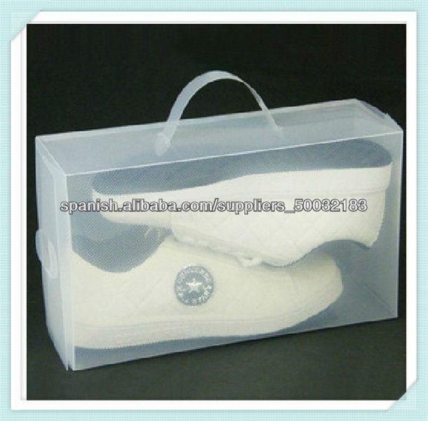 Kit cajas para zapatos u otros transparente extra large - Cajas transparentes para zapatos ...