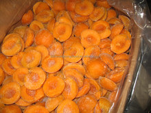 New Crop Frozen Apricot Cut without peel