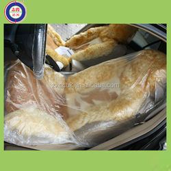 145*65cm universal size disposable car seat cover/13g,15g,17g high quality disposable car seat cover