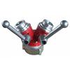 Siamesa Bifurcadora de 1 entrada de 2-1/2 H y 2 salidas de 1-1/2, Fire Hydrant Siamesa Bifurcadora