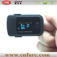 hottest oled fingertip pulse oximeter digital medical machine, good pulse oximeter, SPO2 oximeter for healthcare (FPX-038)