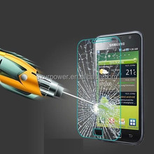 Glass Screen protector anti broken 9H high clear for samsung galaxy s i9000 tempered glass screen protector
