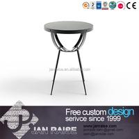 Modern glass coffee table bases for glass tops / sofa table