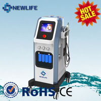 NL-SPA10 Microdermabrasion stretch mark removal machine hydro deep cleaning facial dermabrasion spa equipment