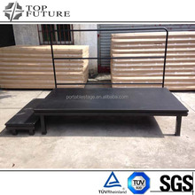 Customized new arrival used aluminum modular stage