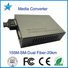 Low cost 10/100M Bi-Directional Media Converter 100m / Fiber Optic Media Converter Price