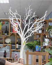 Good quality artificial white dry tree branch for wedding decoration