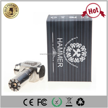 Hammer Clone Mechanical Vaporizer MOD by KATO with 18350 Battery & Charger