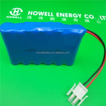 5200mAh 12V Lithium ion Rechargeable Battery Pack / 18650 11.1V Battery Pack