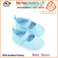 cotton fabric new born comfortable baby won shoes for party girl