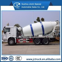 SINO HOWO 6X4 concrete cement mixer truck China