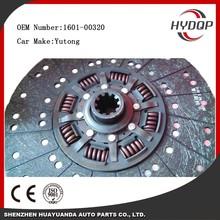 Auto clutch disc/Auto parts clutch disc/Bus clutch disc