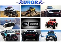 "Aurora 4"" single row wholesale go kart parts"