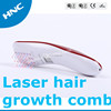 laser comb hair loss hair growth electric head massager