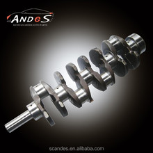 Custom Crank shaft For Nissan PF6 12200-96505/12200-96502 4340 Billet Crankshaft