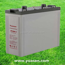 Yuasan Excellent 2V 1000AH Sealed Lead Acid Battery Rechargeable AGM Battery -NP1000-2