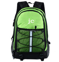 Best selling polayetser fabric backpack hiking with fashionable design for traveling