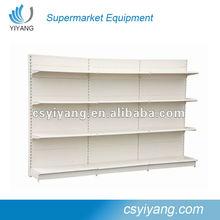 supermarket shelf backboard,tire display stand,metal ladder shelf