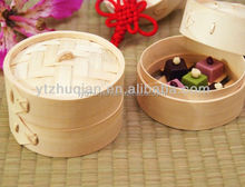 Manual optima steamer bamboo steamer steamed stuffed bun use