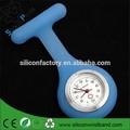 Fob silicona enfermera reloj túnica japón reloj movimiento de cuarzo modelo sr626sw para enfermeras