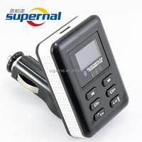 SF04 Car FM Transmitter Support USB Flash Drive