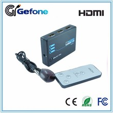 7 Years Experience OEM/ODM Plastic HDMI Switch 3x1 4Kx2K HDMI Switch 3 in 1 out